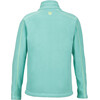 Marmot Girls Lassen Fleece Crystal Green
